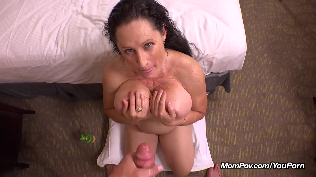 Big Natural Tits Milf Pov