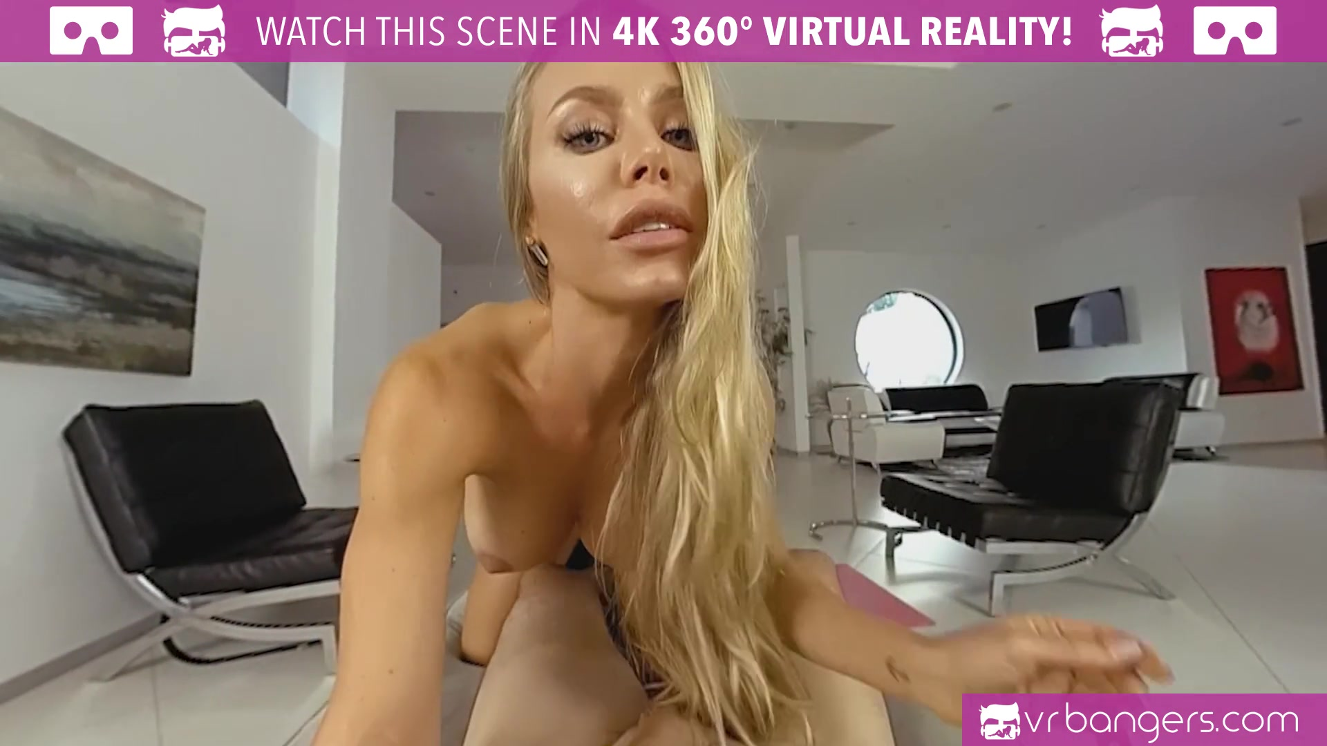 Aniston Reality Nicole Virtual Nicole Aniston