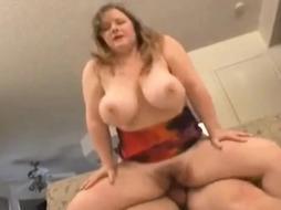 Chubby bbw porno videoer