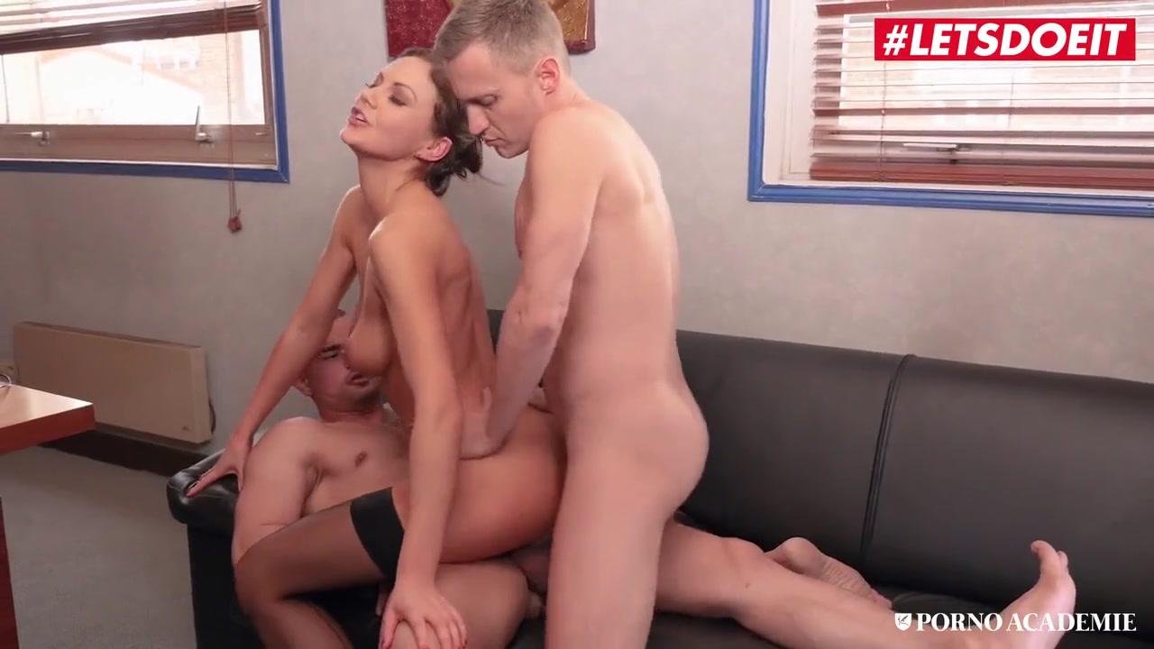 Brandi Love Double Penetration