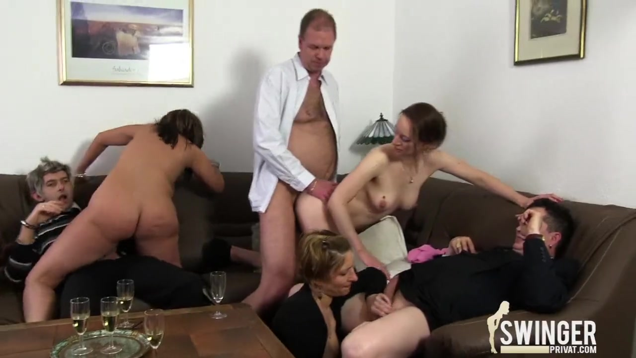 Husband Wife Swinger Party