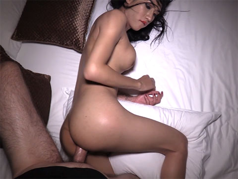 all clear, classy mature lady in pantyhose gives her pussy a treat All above told the