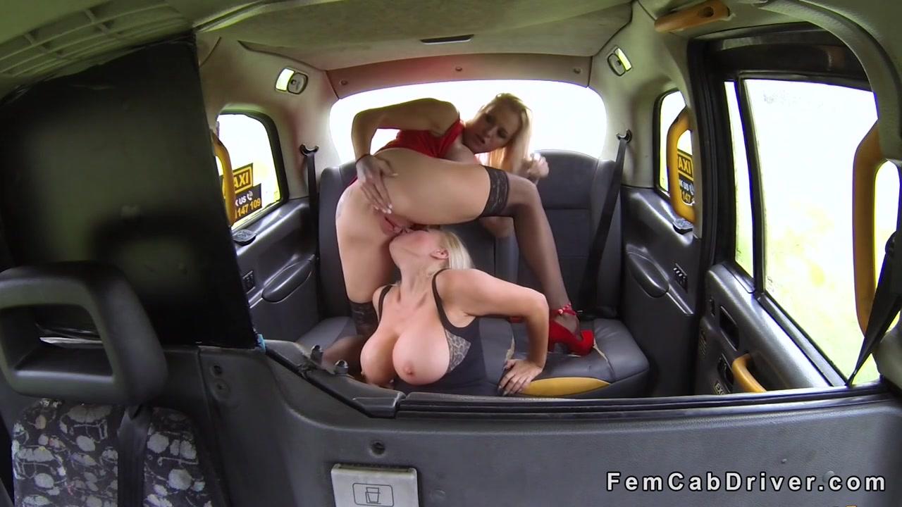 Female Fake Taxi Lesbians