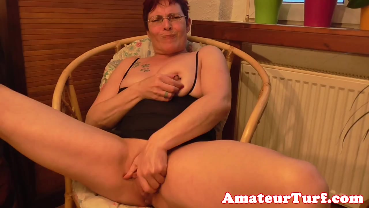 Mature pussy toys