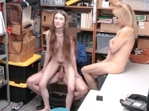 Shoplifters Porn