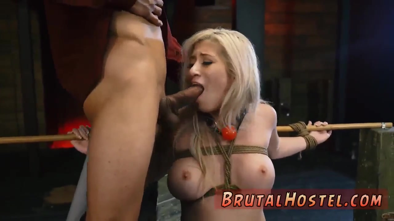 Hot blowjob swallow