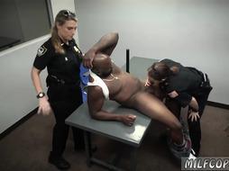 Milf Cops Blows Dick