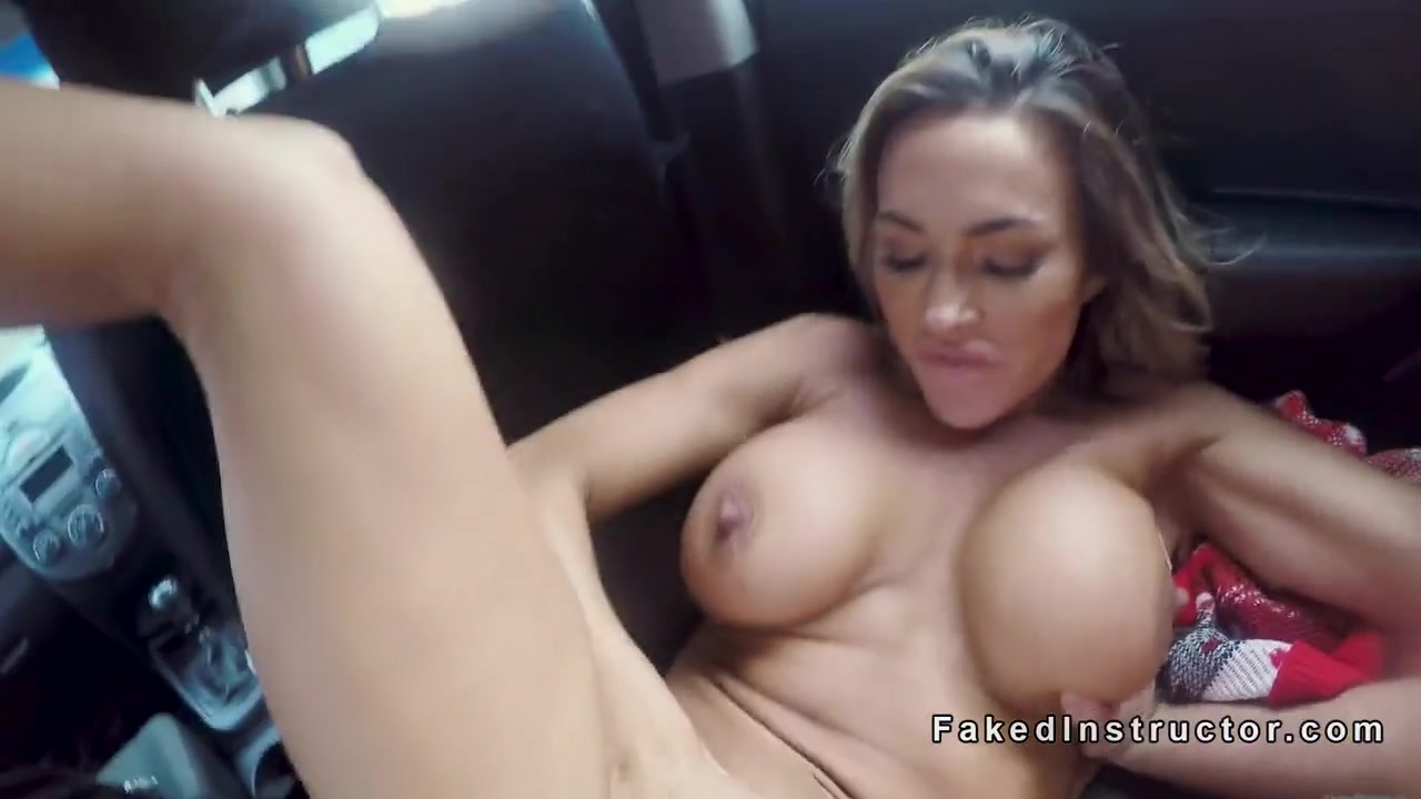 Blonde Big Tits Gets Fucked