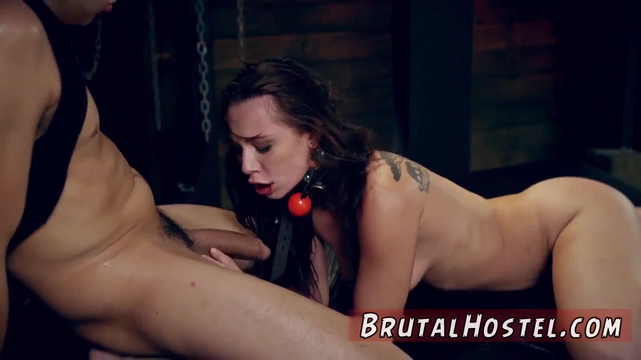Rough gang bang domination