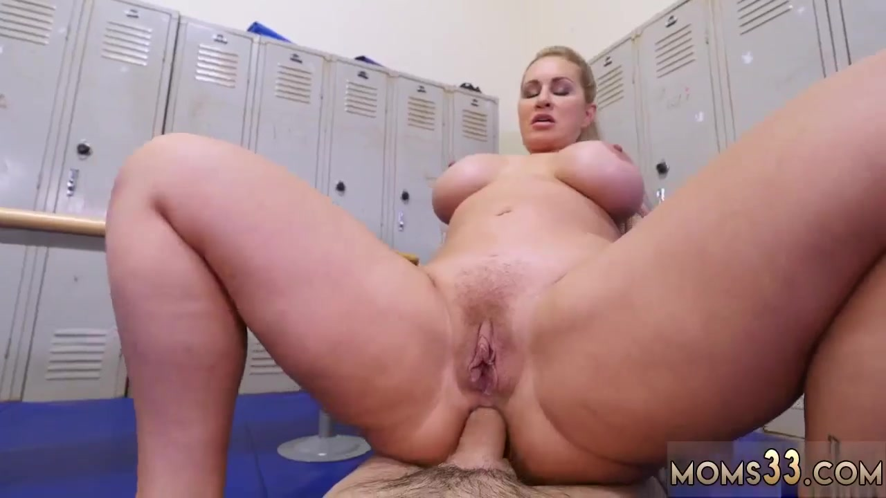 Family Strokes Hot Blond Milf