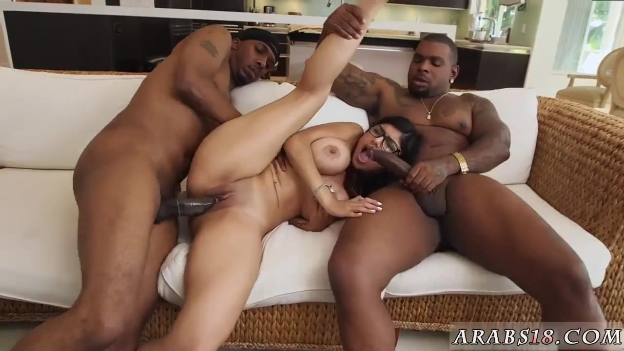 Pinky Big Ass Threesome