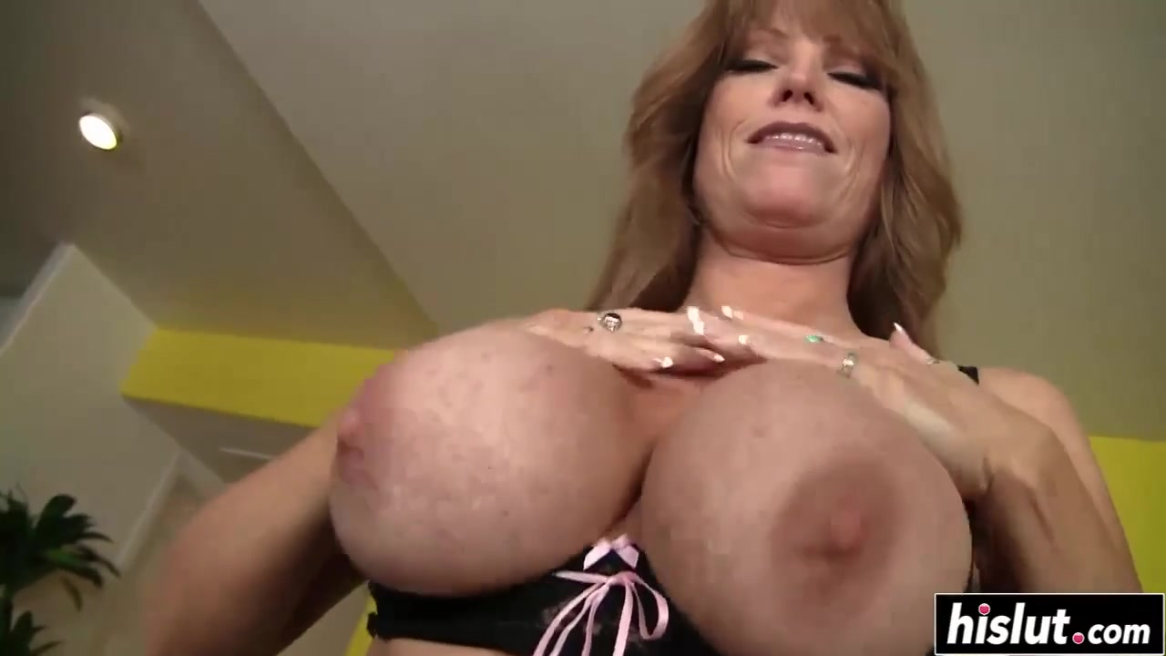 busty redhead babe with amazing body seduced for fuck
