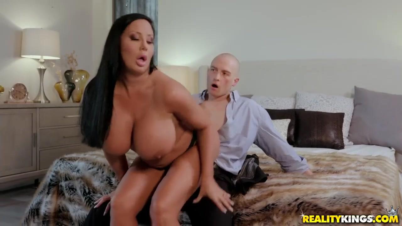 beautiful hanging tits