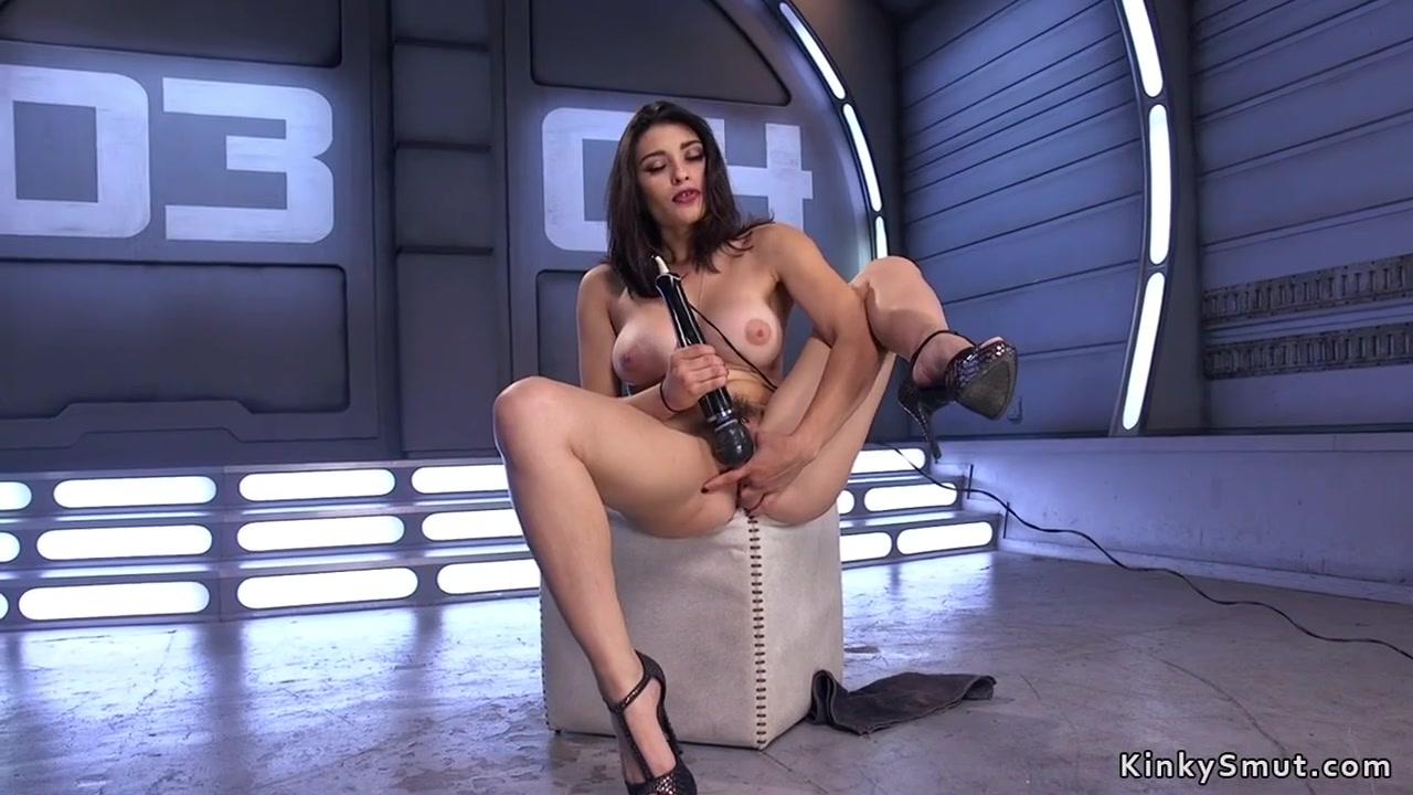 Solo Female Sex Machine